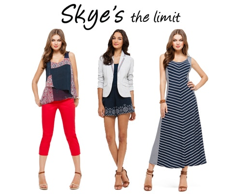 Skyes the limit giveaway june