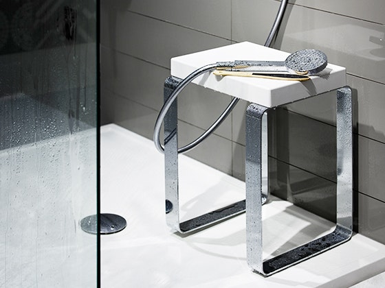 Wetstyle shower bench giveaway