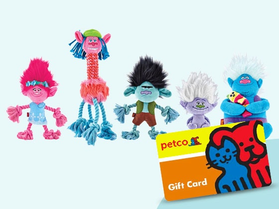 Petco giveaway 1