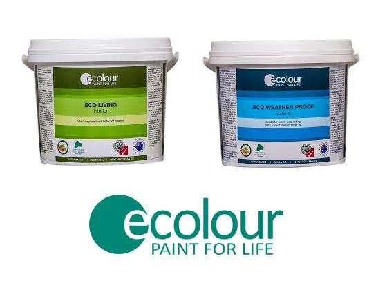 Ecolour Paint Voucher sweepstakes