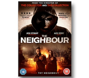 Theneighbour on dvd