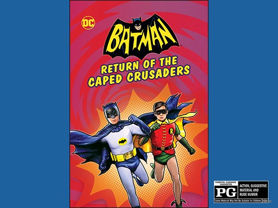 Batman crusaders giveaway