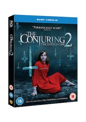 Conjuring2 3d bd packshot
