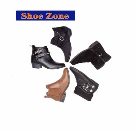 Shoe zone copy