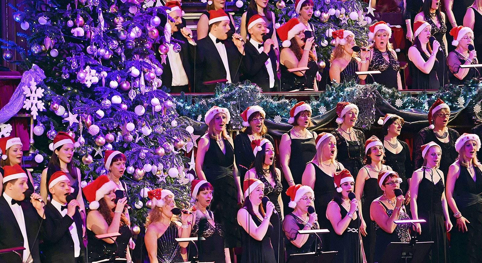 Christmascarolsingalong radioclydeimage