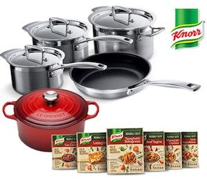 Knorr lecreucet competition