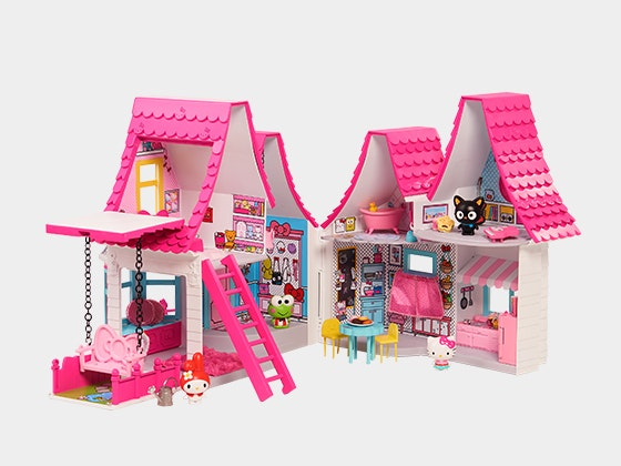 Hello kitty dollhouse animaltales giveaway