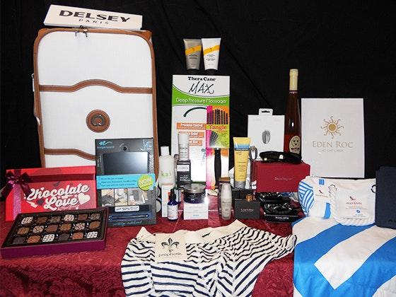American cin giftbag giveaway 1