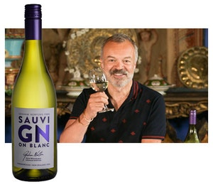 Graham norton sauvignon blanc wine competition