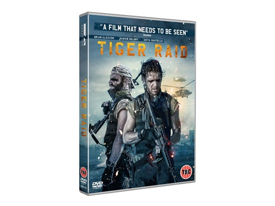 Tiger raid competition