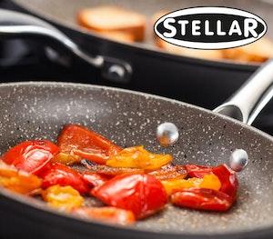 Stellar rocktanium pans competition