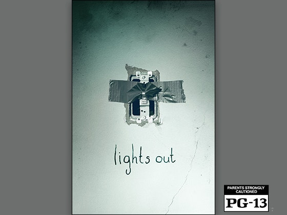 Lights out giveaway