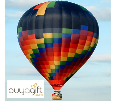 Hot air balloon buyagift competition