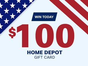 Election day giveaway homedepot 1
