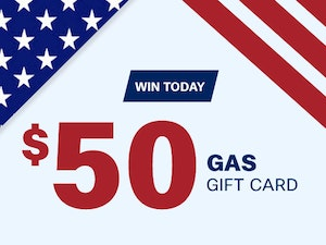 Election day giveaway gas giftcard 1