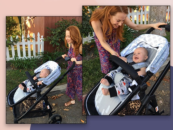 Mia Moda Baby Stroller sweepstakes