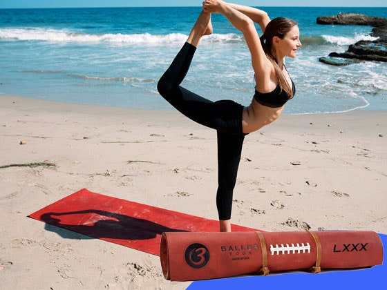 Baller yoga giveaway 1