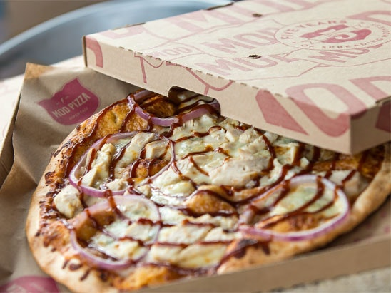 Mod pizza competition