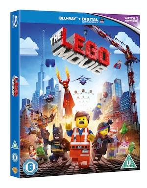 Lego movie bd 3d cert
