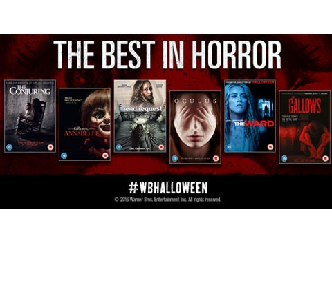 Halloween best horror dvd s competition