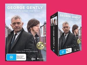 George gently dvd