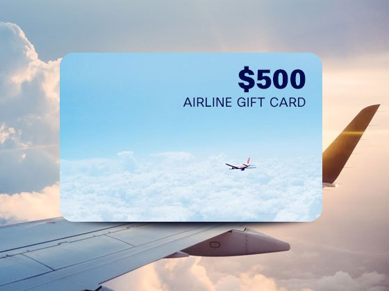 Star trek airline giftcard giveaway 2