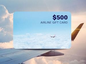 Star trek airline giftcard giveaway 2