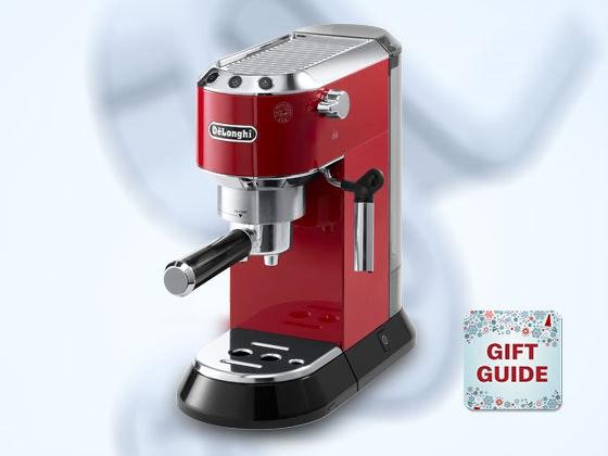 Delonghi espresso machine giftguide giveaway 1