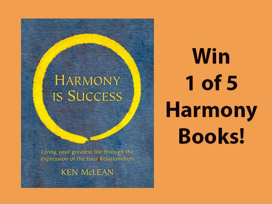 Harmony is success books