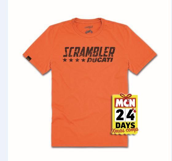 Ducati scrambler t shirt