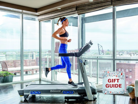 Treadmill holiday gift guide