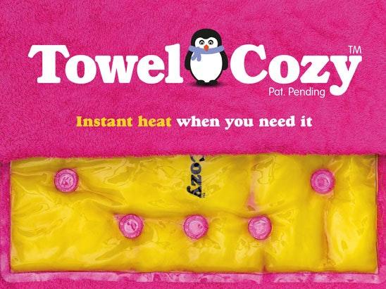 Towel cozy