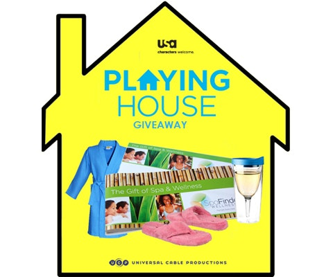 Playing house giveaway