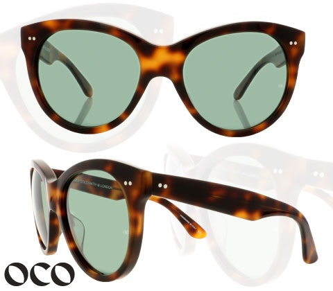 Oliver Goldsmith Manhattan sunglasses sweepstakes