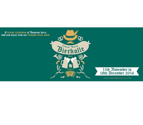 Bierhalle tickets leeds competition