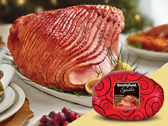Smithfield ham holiday prize giveaway 2