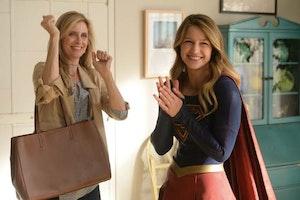 Supergirl family 560x420