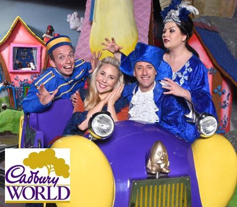 Cadbury world competition