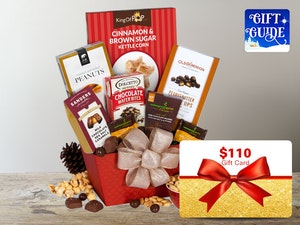 Gourtmet giftbaskets holiday gift guide 1