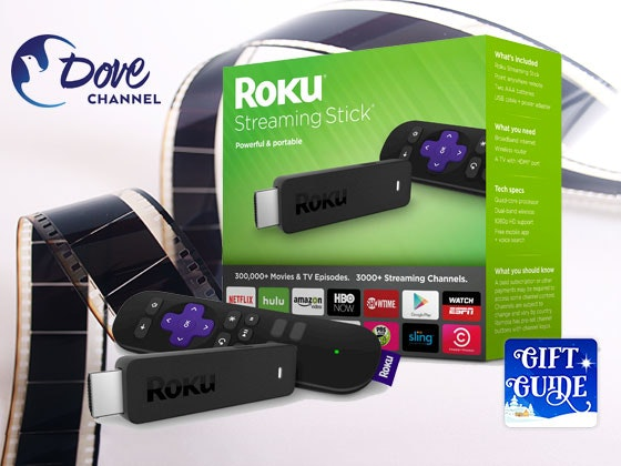 Roku player dovechannel giveaway