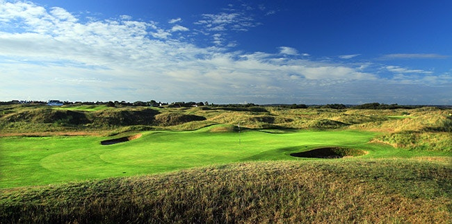 TG Advent Day 4: Win a 2ball at Royal St George's  sweepstakes