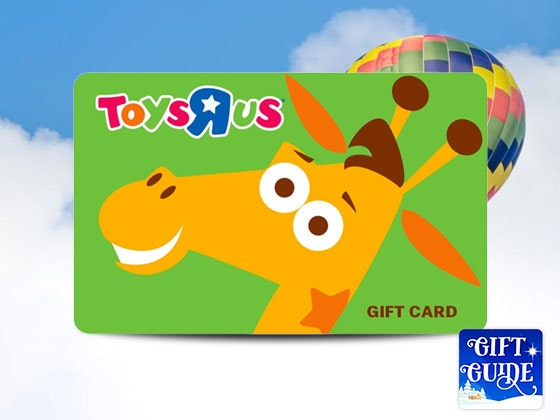 Toysrus holiday giveaway