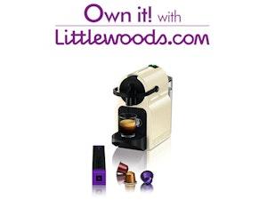 Littlewoods nespresso black frioday