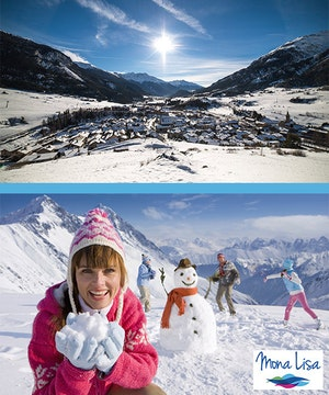 Monalisa sejour ski