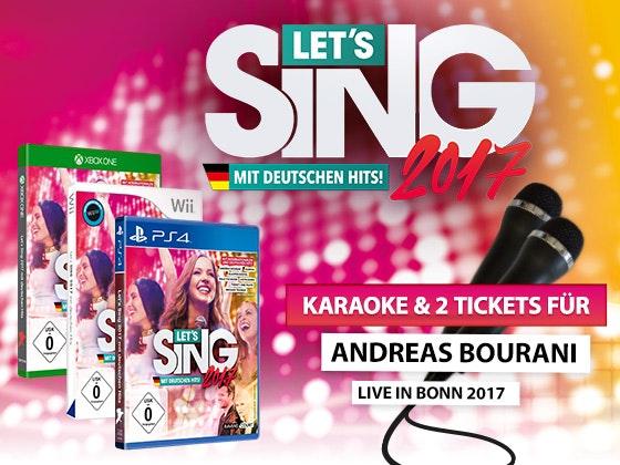 Letssing2017 karaoke