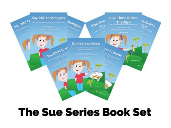 Sue series book set