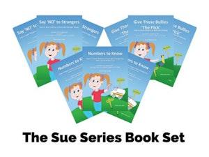 Sue series book set