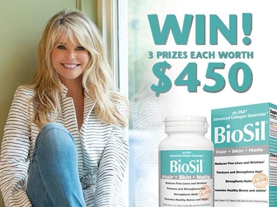 Biosil giveaway ffw