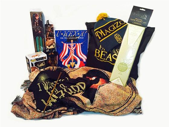 Fantastic Beasts Gift Bag  sweepstakes