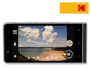 Kodak ektra smartphone neu